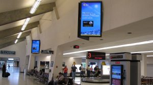 Digital Signage - Airport