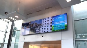 Video Wall - Corporate Communication