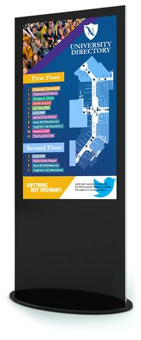 Interactive Kiosk - Directory