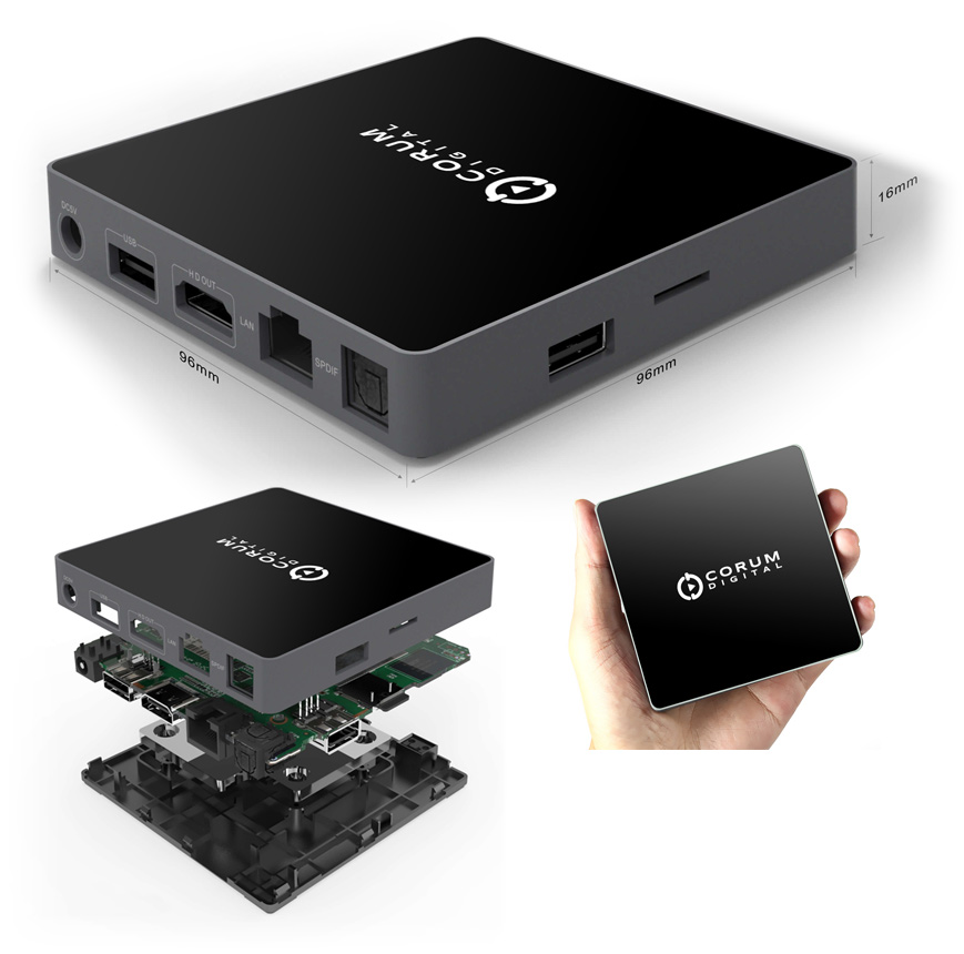 Gen 7 Android Box media player