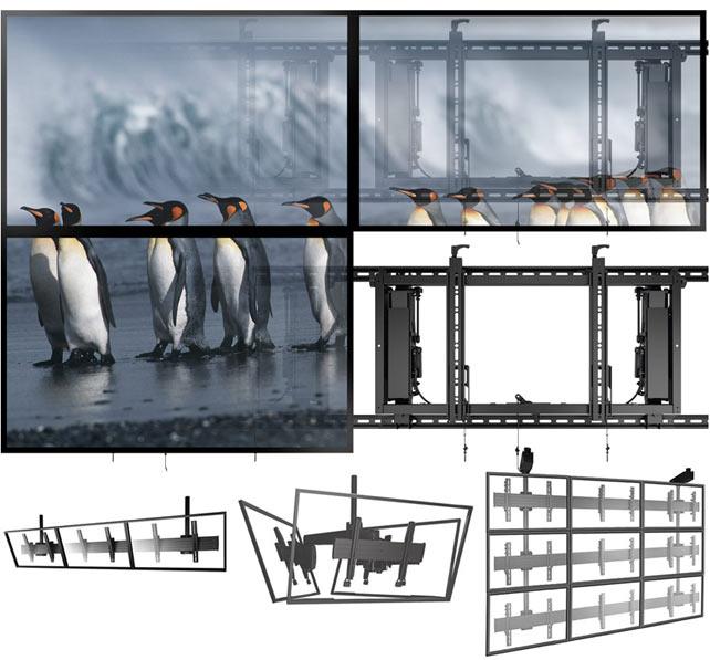 mounts for digital signage