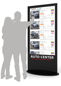 Michael Corniffe digital signage automotive 3