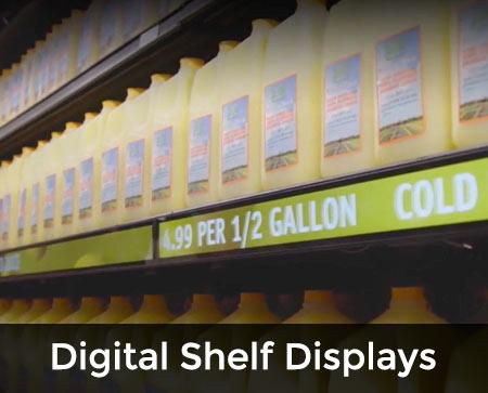 Digital-Shelf-Displays