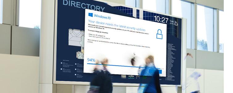 digital signage fail 2